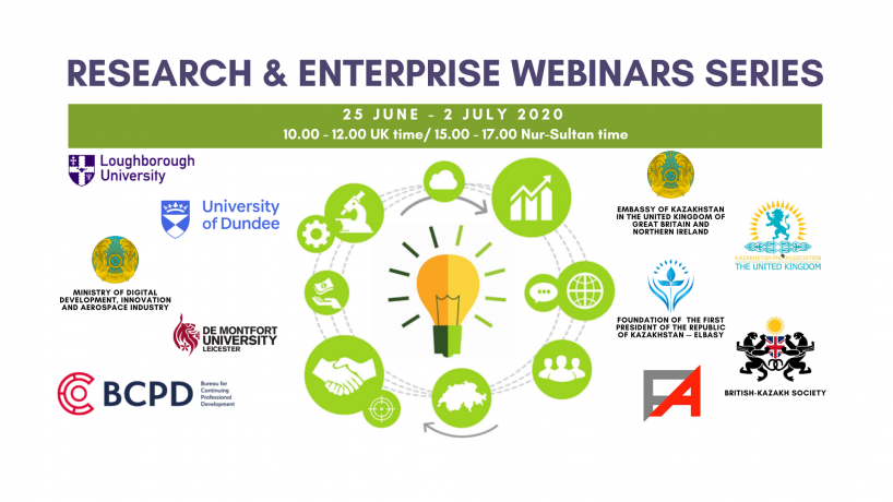 """Research&Enterprise"" Webinars series"