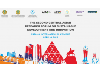 The Second Central Asian Research Forum on Sustainable Development - Kazakhstan
